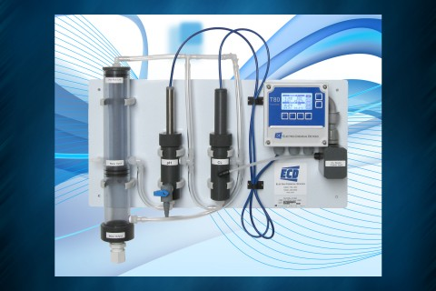 Plug-n-Play TC-80 Total Chlorine Analyzer