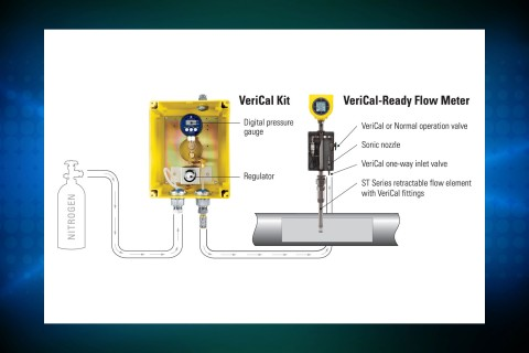 ST100 Series Flow Meter